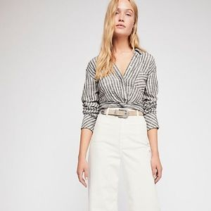 Free People Lust For Life Long Sleeve Top